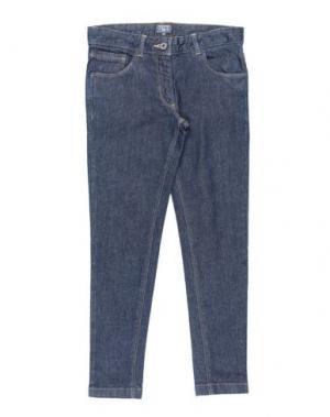 Джинсовые брюки WOOLRICH. Цвет: синий