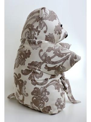 Декоративная подушка Mammi. Цвет: бежевый