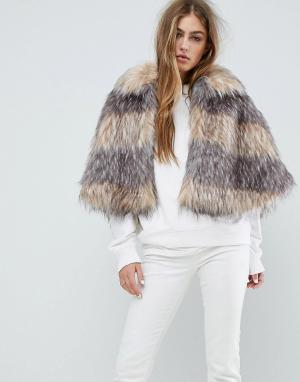 Unreal Fur Кейп Landscape. Цвет: бежевый