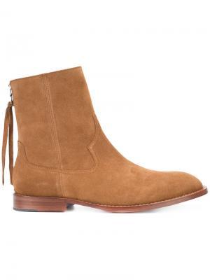 Ботинки Shane Amiri. Цвет: коричневый