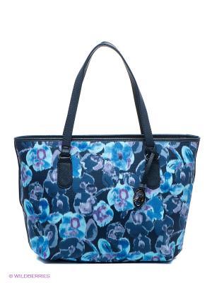 Сумка Jane Shilton. Цвет: синий, голубой