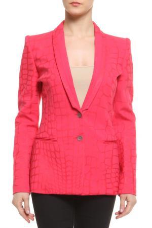 Пиджак CLASS ROBERTO CAVALLI. Цвет: розовый