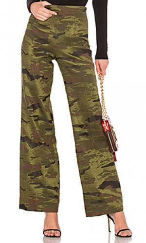 Брюки с камуфляжным рисунком 611 LPA. Цвет: военный стиль