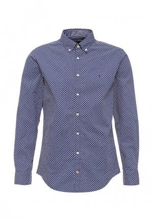 Рубашка Tommy Hilfiger. Цвет: разноцветный