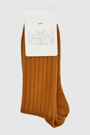 Носки Rib Caramel Baby&Child. Цвет: оранжевый