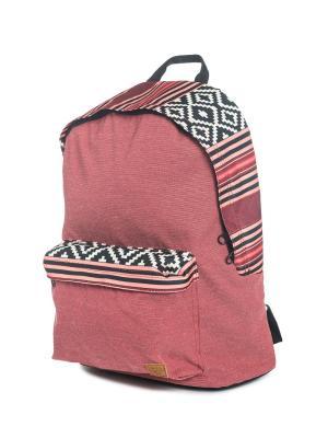 Рюкзак  MAPUCHE DOME Rip Curl. Цвет: терракотовый, бордовый, коралловый