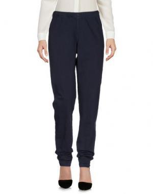 Повседневные брюки MARIA CALDERARA. Цвет: темно-синий