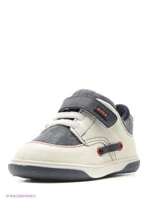 Ботинки Bibi. Цвет: белый