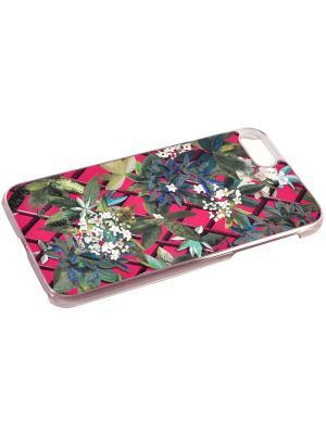 Чехол Lacroix для iPhone 7 CANOPY Hard Grenade (Pink) Christian. Цвет: розовый
