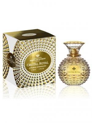 Парфюмерная вода Marina De Bourbon Cristal Royal 100 мл. Цвет: прозрачный