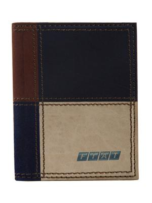Обложка для автодокументов Кажан. Цвет: коричневый