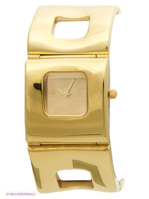 Часы Just Cavalli. Цвет: золотистый