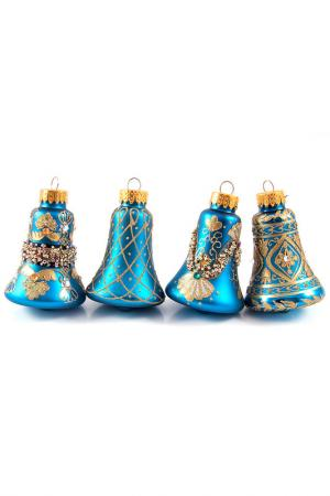 Набор ёлочных игрушек Christmas. Цвет: мульти