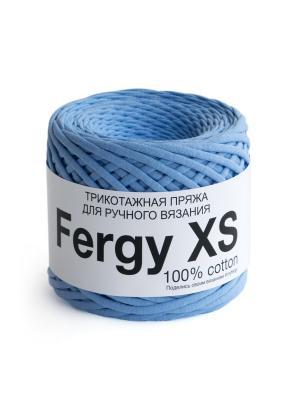 Пряжа Fergy XS. Цвет: голубой