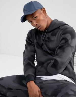 Jordan Синяя кепка Nike CLC99 897559-471. Цвет: синий