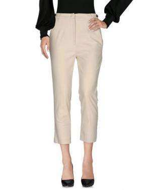 Повседневные брюки TELA. Цвет: слоновая кость