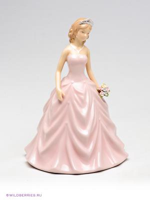 Фигурка Принцесса Бала Pavone. Цвет: розовый, бежевый