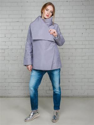 Куртка Julia Ivanova. Цвет: сиреневый