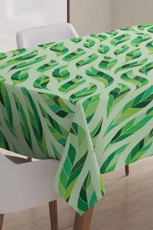 Скатерть, 120x145 см MAGIC LADY. Цвет: зеленый, салатовый