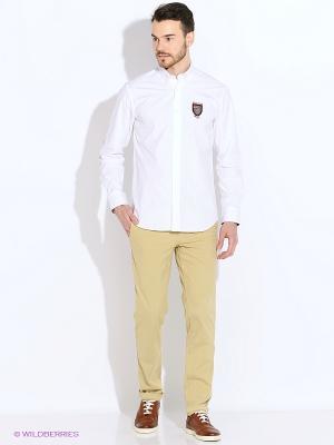 Рубашка Eden Park. Цвет: белый