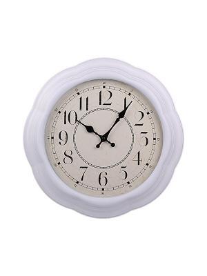 Часы настенные PATRICIA. Цвет: белый
