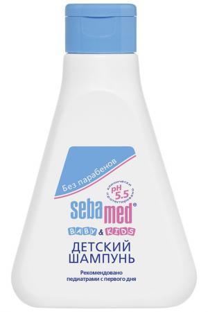 Детский шампунь Sebamed. Цвет: none
