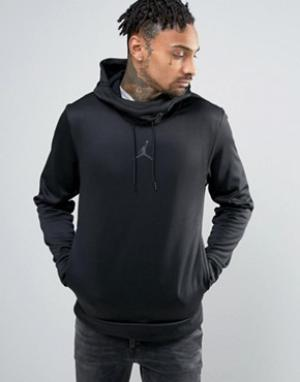 Jordan Nike Protect Pullover Hoodie 858236-010. Цвет: черный
