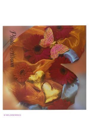 Фотоальбом Butterfly dream VELD-CO. Цвет: оранжевый