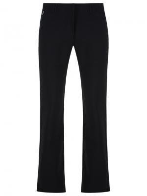 Flared trousers Gloria Coelho. Цвет: чёрный
