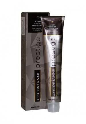 Крем-краска Colorianne 7/44 Brelil Professional. Цвет: коричневый