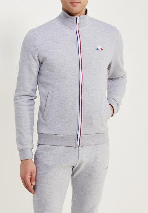 Олимпийка Le Coq Sportif. Цвет: серый