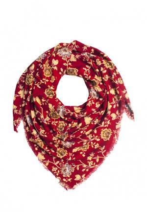 Платок Le Motif Couture. Цвет: красный