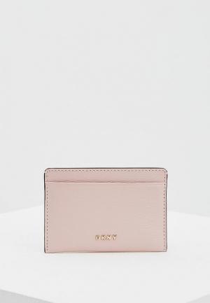 Кредитница DKNY. Цвет: розовый