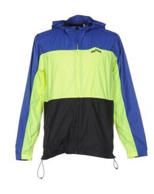 Куртка ZIMTSTERN. Цвет: синий