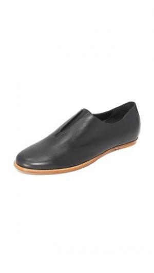 Обувь на плоской подошве Kelia Zero + Maria Cornejo. Цвет: голубой