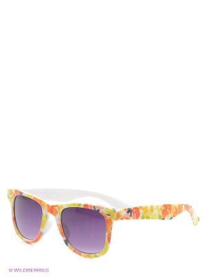 Солнцезащитные очки Infinity Lingerie. Цвет: желтый, оранжевый