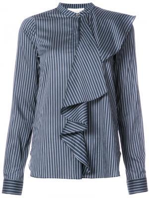 Striped blouse Robert Rodriguez. Цвет: синий