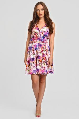 Платье BAUKJEN BY ISABELLA. Цвет: белый