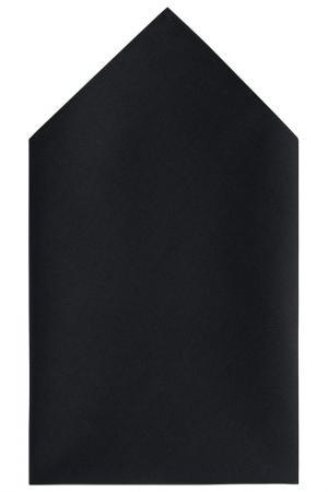 Платок Vincenzo Boretti. Цвет: черный