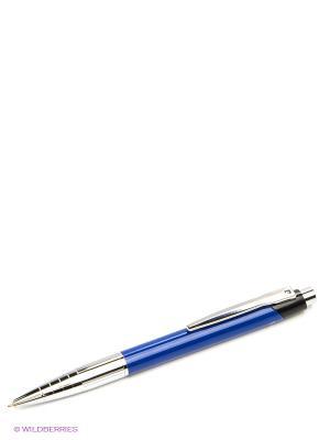 Ручка Pierre Cardin. Цвет: синий, серебристый, черный