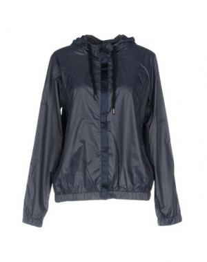 Куртка ES'GIVIEN. Цвет: темно-синий