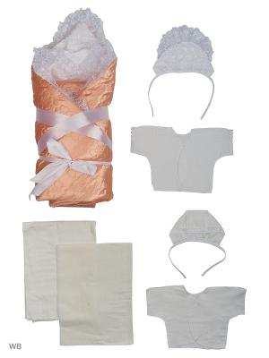 Конверты для малышей КВК. Цвет: оранжевый