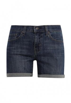 Шорты джинсовые Levis® Levi's®. Цвет: синий