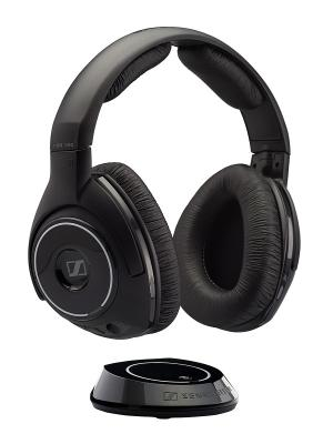 Наушники HDR 160 Sennheiser. Цвет: черный