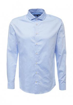Рубашка Drykorn. Цвет: голубой