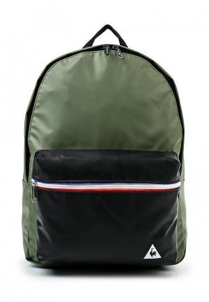 Рюкзак Le Coq Sportif. Цвет: зеленый