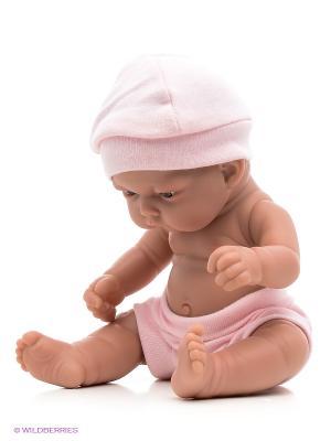Кукла  Карла с пеленальными комплектами Antonio Juan. Цвет: бледно-розовый
