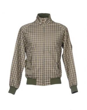 Куртка BARACUTA. Цвет: фиолетовый