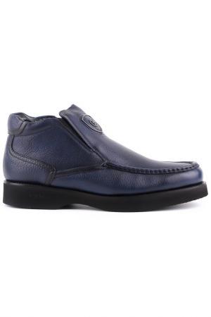 Ботинки Baldinini. Цвет: темно-синий