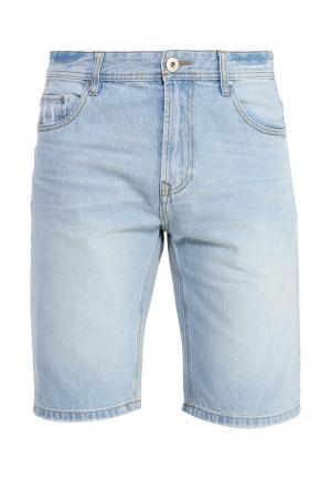 Шорты джинсовые Befree. Цвет: голубой